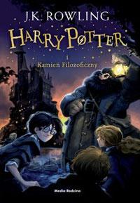 Okładka książki Harry Potter