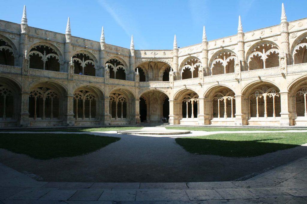 Klasztor Hieronimitów, Lizbona