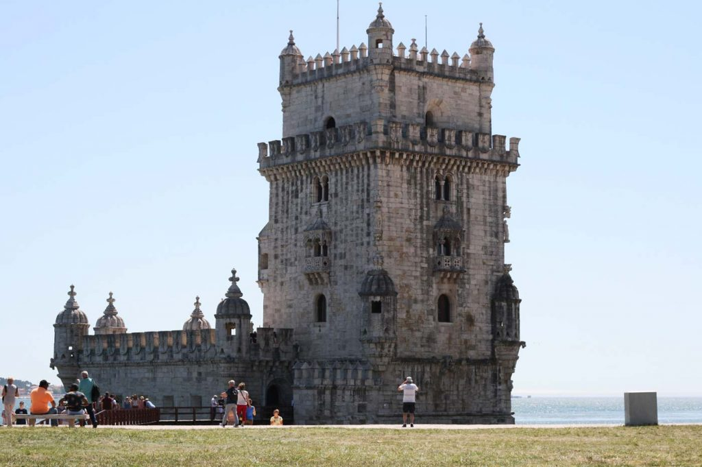Torre de belem, Lizbona