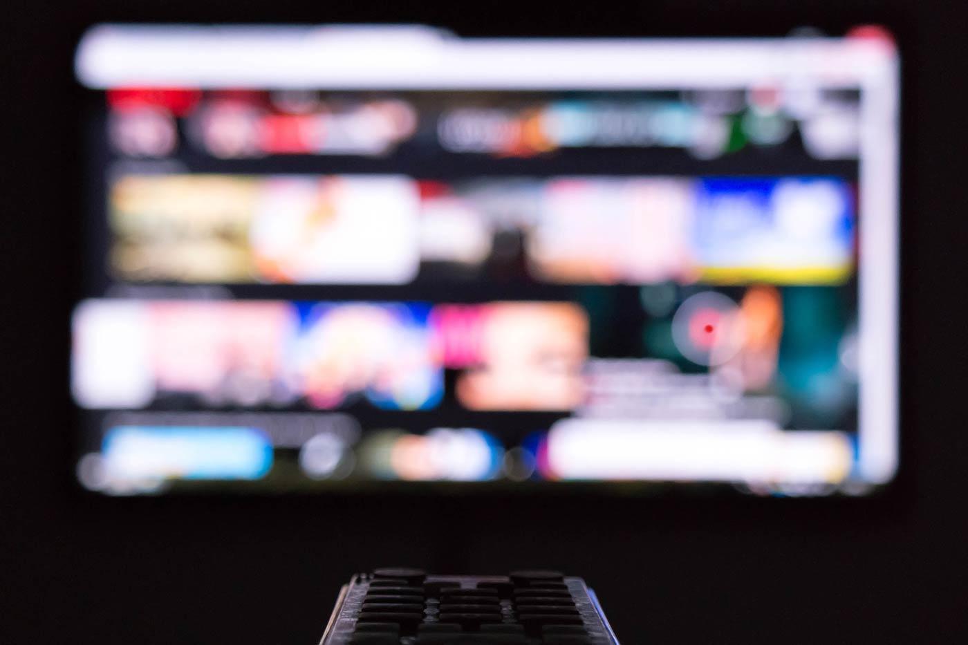 ekran telewizora