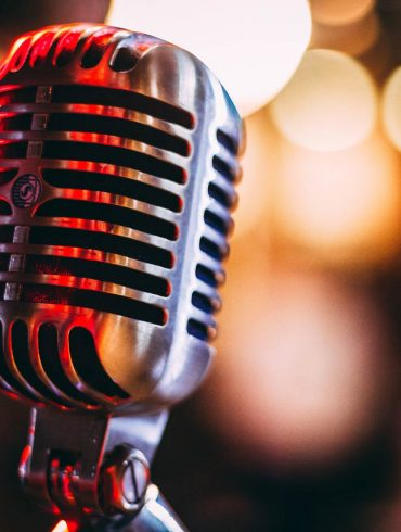 mikrofon sceniczny