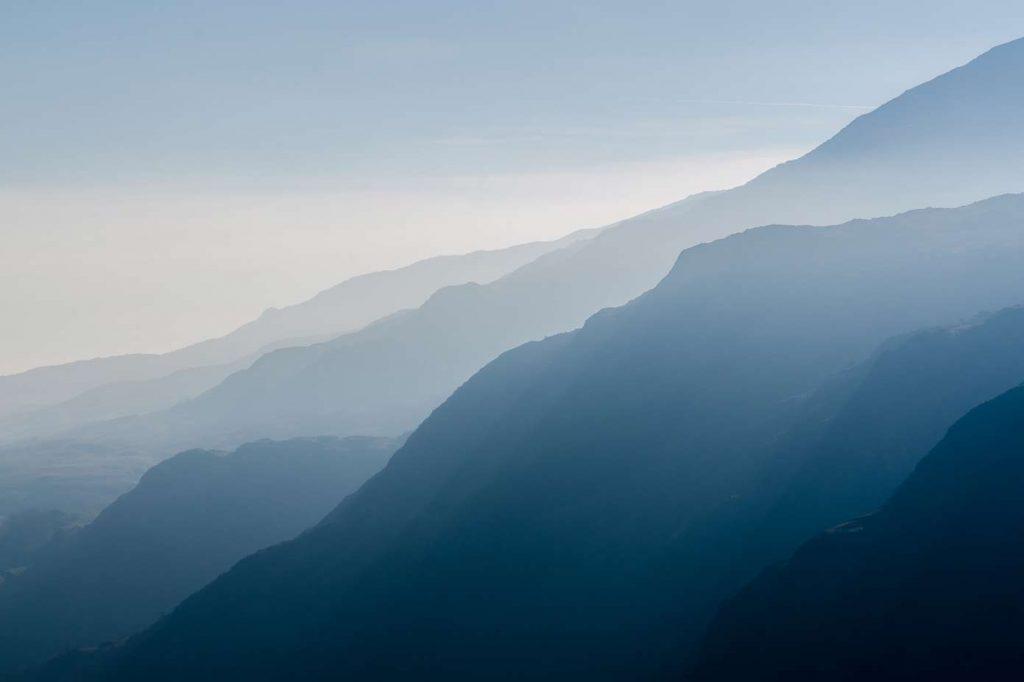 górski widok
